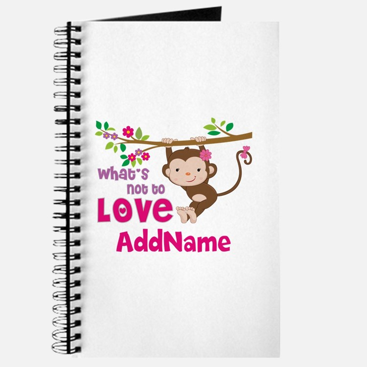 Whats Not to Love Personalized Journal