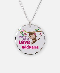 Whats Not to Love Personaliz Necklace