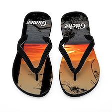 Lake Superior Flip Flops