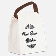 Taco Barn bitches A all women col Canvas Lunch Bag