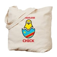 Congolese Chick Tote Bag