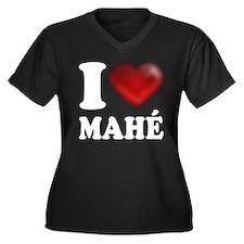 I Heart Mahé Plus Size T-Shirt