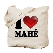 I Heart Mahé Tote Bag