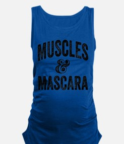 Muscles and Mascara Maternity Tank Top