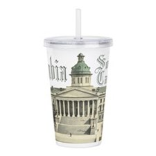 Columbia State House Acrylic Double-wall Tumbler