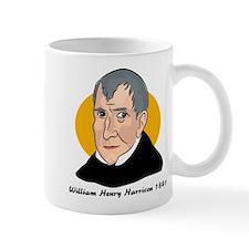 William Henry Harrison Gift Mug