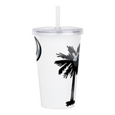 C and T 1 Acrylic Double-wall Tumbler
