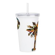 C and T 7 Acrylic Double-wall Tumbler