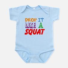Drop It Like A Squat Body Suit