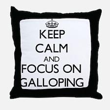 Cute Lopic Throw Pillow