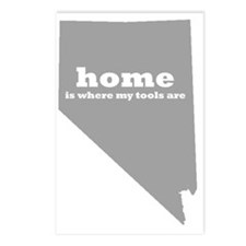 NV home is where my tools Postcards (Package of 8)