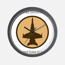 ghost5.png Wall Clock