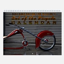 BikeRod&Kustom Art of the Bicycle Calendar