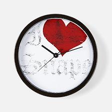snape1.png Wall Clock