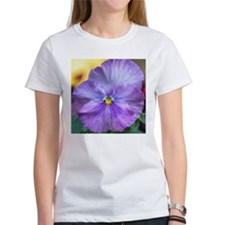 Lavender Pansy Tee