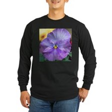 Lavender Pansy T