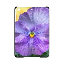 Lavender Pansy iPad Mini Case