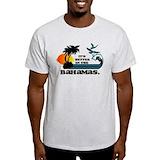Bahamas Mens Light T-shirts