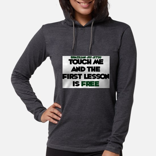Touch me, 1st lesson FREE Long Sleeve T-Shirt