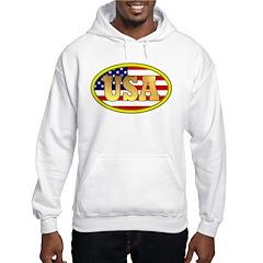 Patriotic USA Hoodie