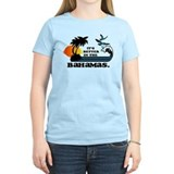 Better in the bahamas Women's Light T-Shirt