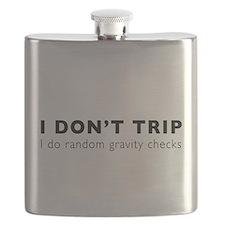I Don't Trip I do random gravity checks Flask