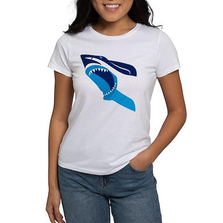 Great White Shark Women 39 S Classic T Shirt Great White