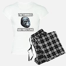 The Jimmies Are Rustling Pajamas