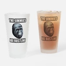 The Jimmies Are Rustling Drinking Glass