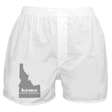ID home is where my tools are Boxer Shorts