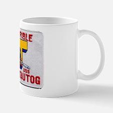 USS TAUTOG Mug
