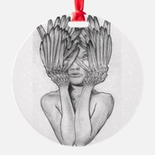 Featherhands Ornament