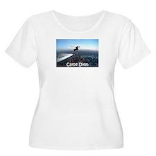 carpe diem Plus Size T-Shirt