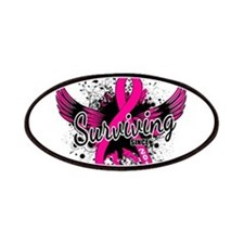 Surviving Since 2011 Breast Cancer Patches