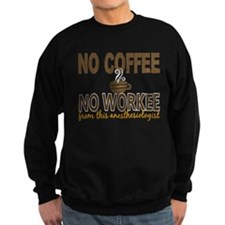 Anesthesiologist No Coffee No Wo Jumper Sweater