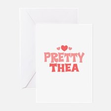 Thea Greeting Cards (Pk of 10)