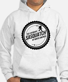Sasquatch Of North America Hoodie