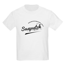 Sasquatch Bar And Grill T-Shirt