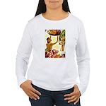 001A©.jpg Women's Long Sleeve T-Shirt