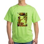 001A©.jpg Green T-Shirt