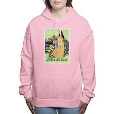 022A©.jpg Women's Hooded Sweatshirt