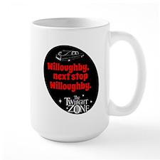 Next Stop Willoughby Mug
