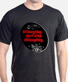 Next Stop Willoughby T-Shirt