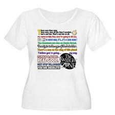 Twilight Zone Quotes T-Shirt
