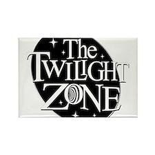Twilight Zone Rectangle Magnet