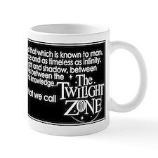 Twilight Zone Small Mug