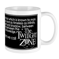 Twilight Zone Small Mugs