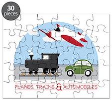 Planes,Trains& Automobiles Puzzle