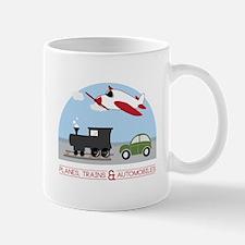 Planes,Trains& Automobiles Mugs