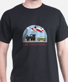 Planes,Trains& Automobiles T-Shirt